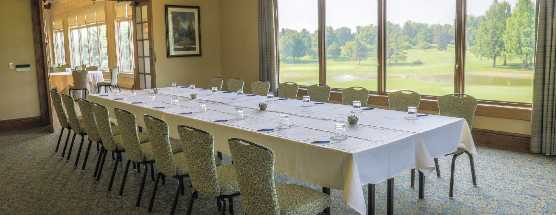 McCarthy Room at Hershey Country Club