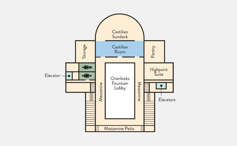 Floor Plans | Hershey Meetings