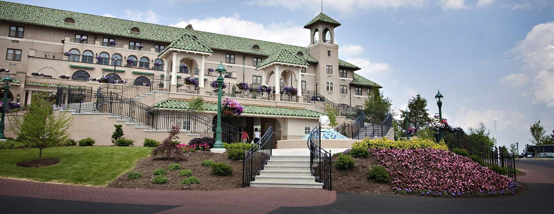 The Hotel Hershey Exterior